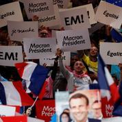 Le vote sur les statuts ne mobilise pas La République en marche