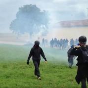 Déchets nucléaires : une manifestation à Bure tourne à l'affrontement avec les gendarmes