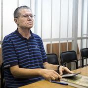 À Moscou, le procès pour l'exemple de l'ex-ministre de l'Économie