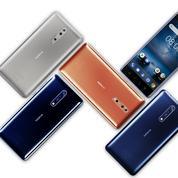 Nokia 8 : le retour de la marque culte sur le secteur haut de gamme