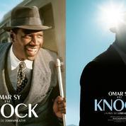 Knock :les affiches du film avec Omar Sy dévoilées