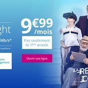 Bouygues Telecom lance un forfait mobile à petit prix et débit réduit