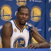 Kevin Durant boycottera la visite des Warriors à la Maison Blanche