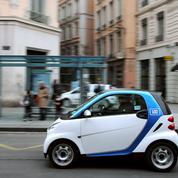 Car2go et Drivenow envisagent de fusionner