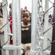 Les Haïtiens passent des États-Unis au Canada