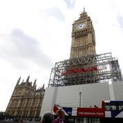 Londres : Big Ben, une institution en sommeil pour quatre ans