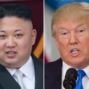 Kim sorti vainqueur du premier bras de fer avec Trump