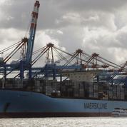 Maersk se concentre sur le transport maritime