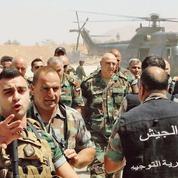 Liban : l'armée nettoie des poches de Daech
