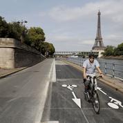Voie Georges-Pompidou: usagers et riverains sont partagés sur les aménagements