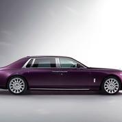 Rolls-Royce Phantom, le joyau de la couronne