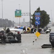 Tempête Harvey : l'état d'urgence déclaré en Louisiane