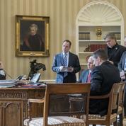 La photo qui résume les départs en cascade des conseillers de Donald Trump