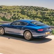 Bentley Continental GT, une révolution bien discrète