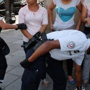 Un vaste réseau de pickpockets roumains devant la justice