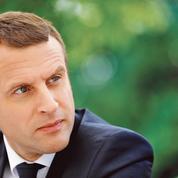 Macron lance l'offensive contre les «forces du monde ancien»