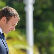 Sondage : été meurtrier pour Emmanuel Macron