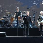 Le nouvel album de U2 prêt avec du retard à cause du choc Trump