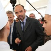 «On en a ras-le-bol» : à Châlons, Édouard Philippe interpellé par la CGT