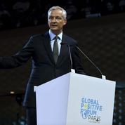 Bruno Le Maire : «Avec Emmanuel Macron, nous voulons rendre la France plus forte»