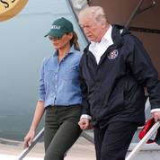 Tempête Harvey : les sinistrés se tournent vers l'État, Trump revient à Houston