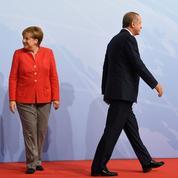 Merkel prête à fermer la porte de l'Europe à la Turquie