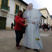 Le pape François en Colombie en artisan de la paix