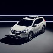 Honda CR-V : fini le diesel, place à l'hybride