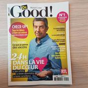Michel Cymes lance son magazine santé, Dr Good ! ,avec Mondadori