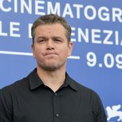 Matt Damon à la Mostra : «C'est une chance de ne pas avoir un physique de star»