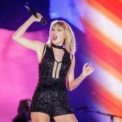 Taylor Swift détrône Despacito et devient la reine du top 100