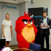 Les oiseaux d'Angry Birds démarrent leur conquête de la Bourse d'Helsinki