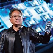 Nvidia, le pari gagnant de l'intelligence artificielle