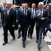 Un scénario à l'allemande pour les chemins de fer français