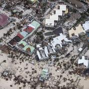 L'ouragan Irma laisse place à des paysages de désolation aux Antilles
