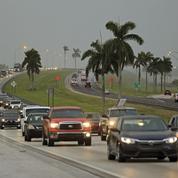 L'ouragan Irma fait route vers la Floride, la population invitée à évacuer les zones côtières