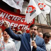 Saakachvili, le président sans passeport