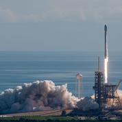 SpaceX lance un avion spatial secret avant l'arrivée d'Irma