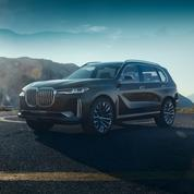BMW X7 Concept, le SUV XXL sous influence chinoise