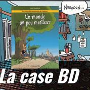 La case BD:Les nouvelles aventures de Lapinot ou le retour du fils prodigue
