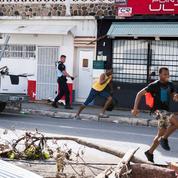 Saint-Martin : les pillages se poursuivent malgré le couvre-feu