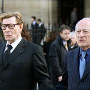 Pierre Bergé au cœur de la guerre des biopics sur Yves Saint Laurent