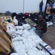 Saint-Martin, une plaque tournante du trafic de drogue