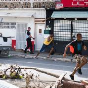 Irma: à Saint-Martin, «des pillages nombreux, des tirs sur les gendarmes»