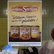 William Saurin : l'offre de reprise des plats cuisinés acceptée par le tribunal