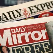 Le propriétaire du Daily Mirror veut racheter le Daily Express