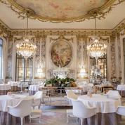Hôtel Meurice: cuisine au zénith pour décor Grand Siècle