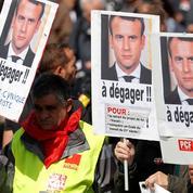 Face aux manifestations contre la loi travail, les trois leviers d'Emmanuel Macron