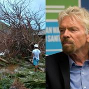 Richard Branson: «Les îles Vierges ont besoin d'un plan Marshall»
