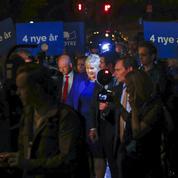 Norvège : la coalition de droite remporte de justesse les législatives